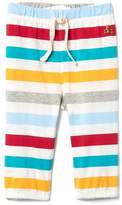 Gap Rugby stripe pull-on pants