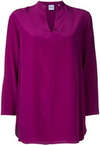 Aspesi v-neck blouse - women - Silk - 40