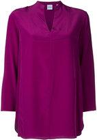 Aspesi v-neck blouse - women - Silk - 44