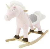 Soft Landing Joyrides - Unicorn Character Rocker