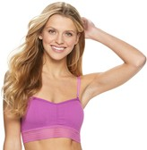 So Juniors' SO Seamless Convertible Bandeau Bra
