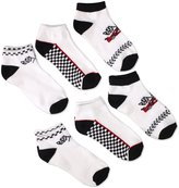 Jefferies Socks Little Boys' Race Car Low Cut (Pack of 3)