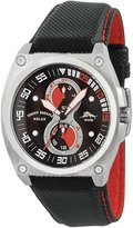 Tommy Bahama RLX1082 Men's Relax Red Accents Dial Rubber Strap Watch