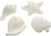 Set of 4 Seashell Floating Candles