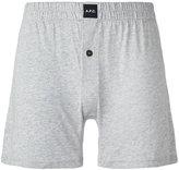 A.P.C. plain boxers - men - Cotton - S