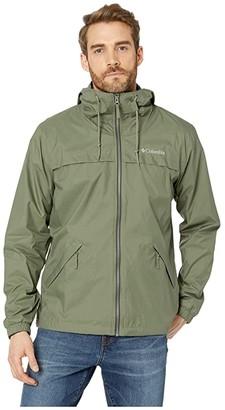 Columbia Oroville Creektm Lined Jacket (Cypress/Shark Zip) Men's Coat