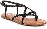 GB Party-Onn Hotfix Strappy Thong Sandal