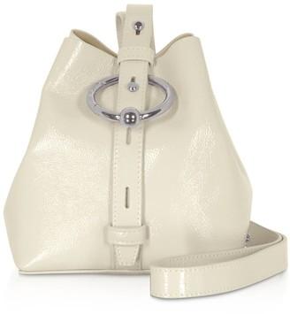 Rebecca Minkoff Mini Kate Bucket Bag Clay Naplack