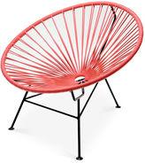 Mexa Sayulita Lounge Chair, Coral