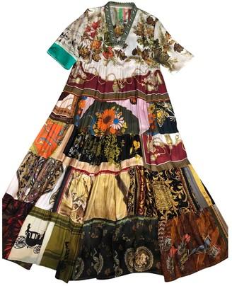 RIANNA + NINA Silk Dress for Women