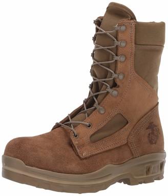 Bates Footwear Men's Terrax3 Hot Weather Steel Toe USMC Military and Tactical Boot