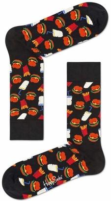 Happy Socks Women's Hamburger Sock