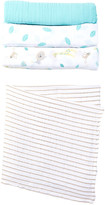 Aden Anais aden + anais Wild Child Muslin Swaddles - Pack of 4
