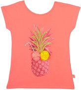 Billieblush Pineapple-Print T-Shirt