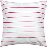 Gant Pablo Stripe Cushion - 50x50cm - Bright Magenta