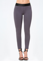 Bebe Basic Ponte Leggings