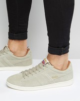 Gola Equipe Suede Sneakers