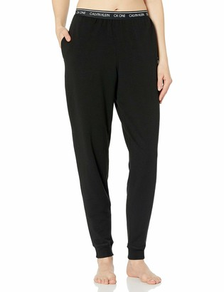 Calvin Klein Women's One French Terry Jogger Sweatpant