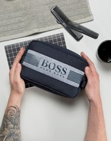 BOSS GREEN By Hugo Boss Pixel Wash Bag