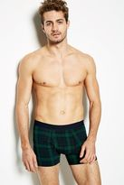 Bridgenorth Check Boxer Shorts