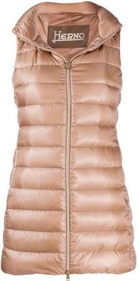 Herno Sleeveless Padded Jacket