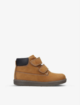 Geox Hynde suede boots 3-5 years