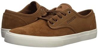 Emerica Wino Standard (Tan/White) Men's Skate Shoes