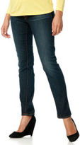 A Pea in the Pod J Brand Side Panel Skinny Leg Maternity Jeans