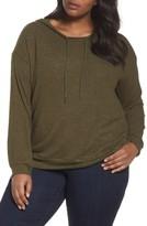 Sejour Plus Size Women's Hoodie