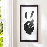 STUDY Peace Sign Wood Art
