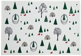 Kate Spade Holiday Village Placemat