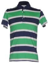 Grey Daniele Alessandrini Polo shirt