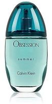 Calvin Klein Womens Obsession Summer Fragrance No Color 4.0 Oz