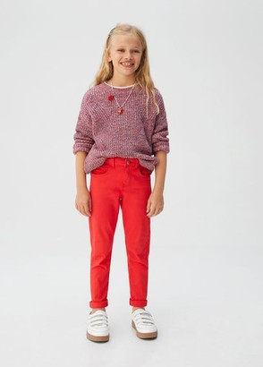 MANGO Color skinny jeans