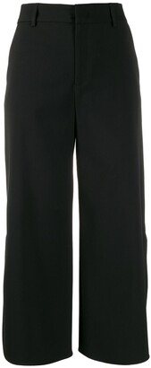 RED Valentino Straight Cropped Trousers