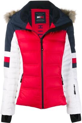 Rossignol x Tommy Hilfiger 2-way stretch Jacket