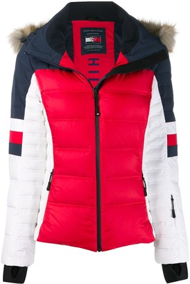 Rossignol x Tommy Hilfiger 2-way stretch Jacket