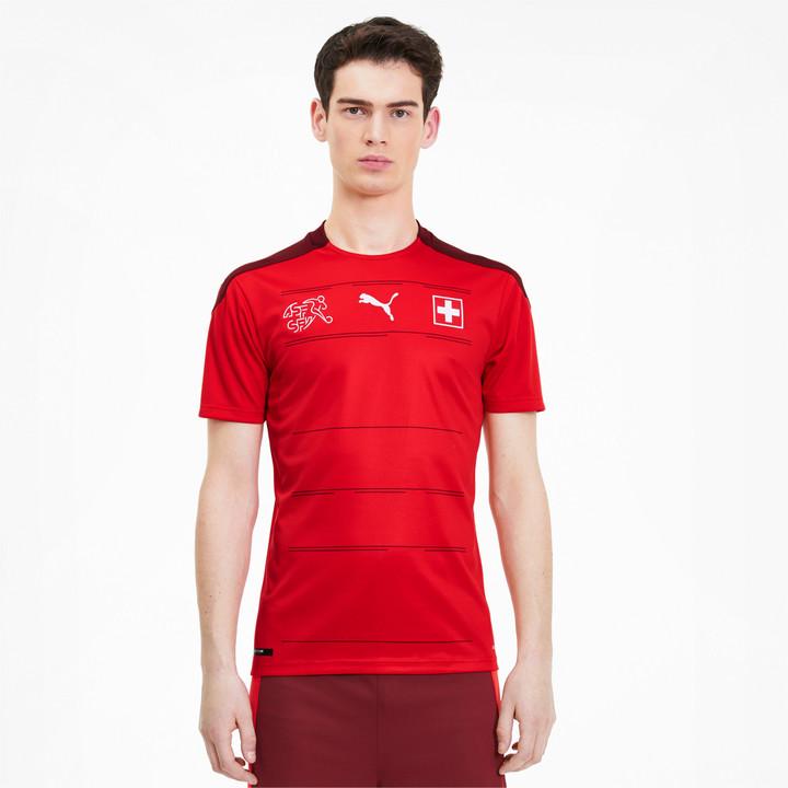Puma SFV Men's Home Replica Jersey - ShopStyle Athletic Clothes