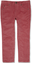Marie Chantal Marie-Chantal Crown Embroidered Cord Trouser