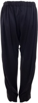 VIVIENNE WESTWOOD ANGLOMANIA - Silk harem pants