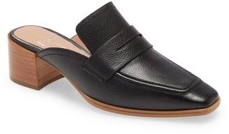 Linea Paolo Galia Block Heel Mule