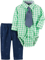 Carter's 3-Piece Boy Dress Up Set