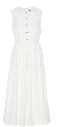 Ciao Lucia Freya Cotton-Blend Dress