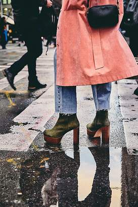 Free People Fp Collection Friday Night Platform Boot by FP Collection at