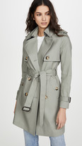Club Monaco Matie Trench Jacket