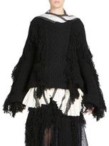 Sacai Knit Wool Pullover