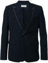 Saint Laurent studded lapel blazer