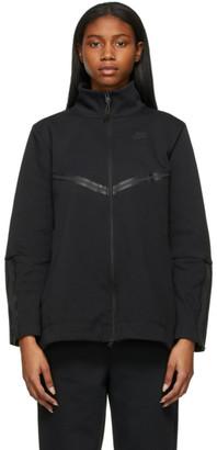 Nike Black Fleece Tech NSW Hoodie