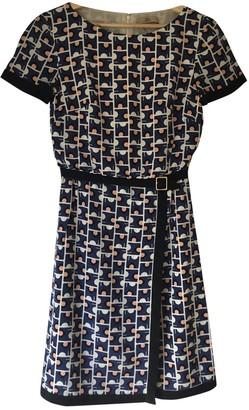 Orla Kiely Multicolour Silk Dress for Women