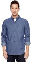 Splendid Medium Wash Woven Shirt